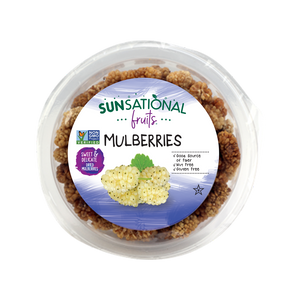 Sunsational Fruits Mulberries Rounds