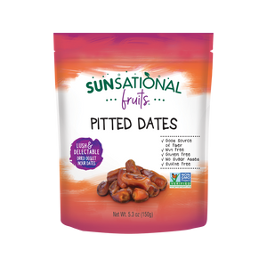 Sunsational Fruits Pitted Dates Pouches
