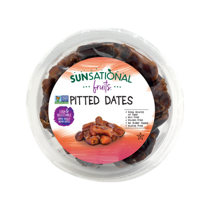 Sunsational Fruits Pitted Dates Rounds