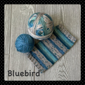 Bluebird- self striping