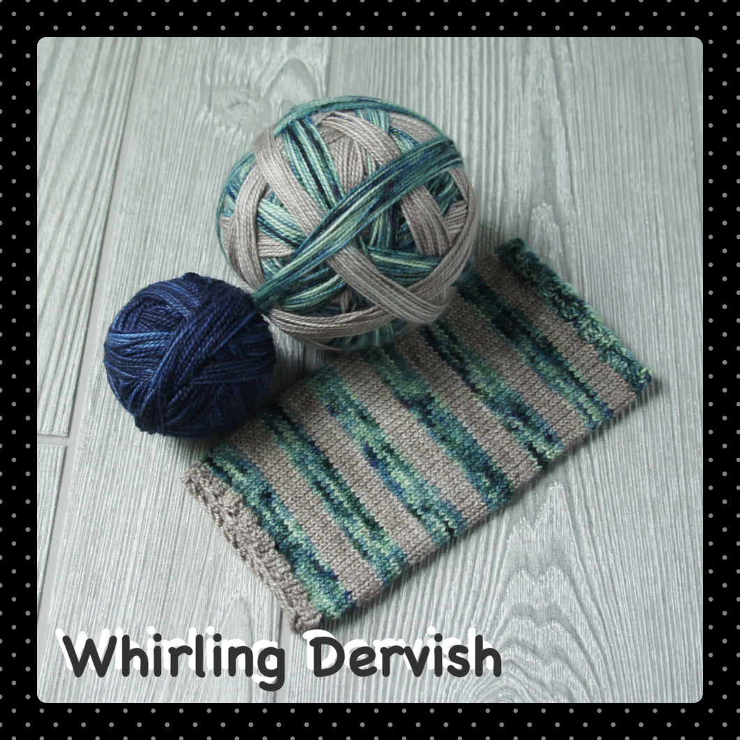 Whirling Dervish - self striping