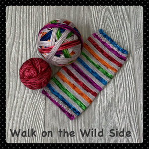 Walk on the Wild Side self striping