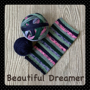 Beautiful Dreamer- self striping