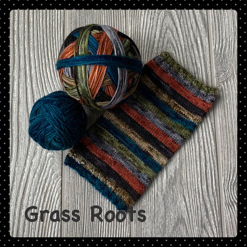 Grass Roots - Self Striping