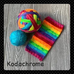 Kodachrome- self striping