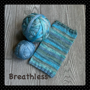 Breathless - self striping PRE ORDER