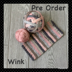 Wink- self striping