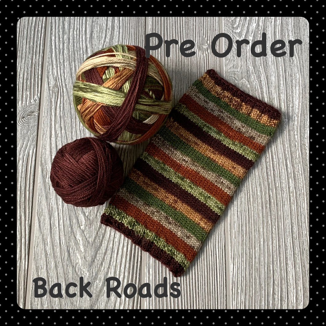 Christmas Cheer - self striping PRE ORDER