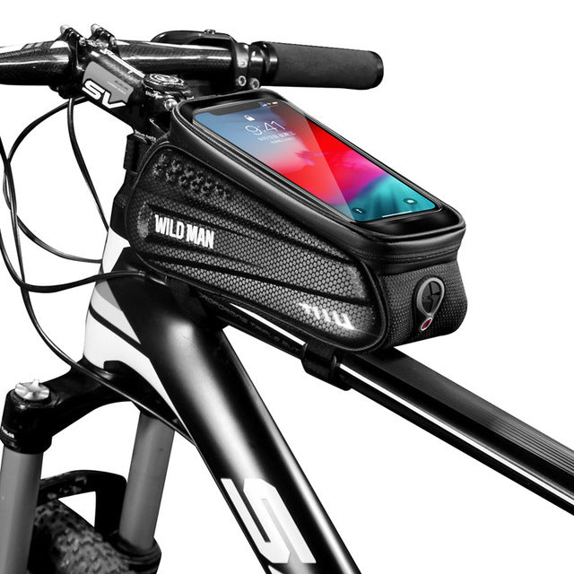 Hard Case Bike Bag Mountain Bike Mobile Phone