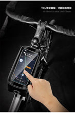 Load image into Gallery viewer, Hard Case Bike Bag Mountain Bike Mobile Phone