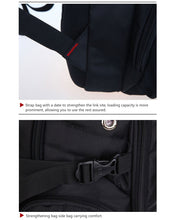 Load image into Gallery viewer, Laptop Backpack External USB Charge Computer Backpacks Anti-theft Waterproof Bags for Men