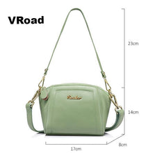 Load image into Gallery viewer, Fashion women genuine high quality leather handbag