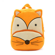 Load image into Gallery viewer, Cartoon Kids Plush Backpacks Mini Kindergarten schoolbag Plush Animal
