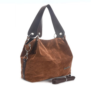 Vintage Leather Women Bags Handbag Luxury Brand Designer Sling Shoulder Bag