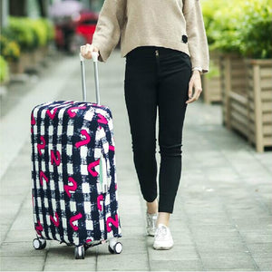 Suitcase luggage Cover 18-20 Inches Elastic Dust-Proof Travel Bag Suitcase Cover