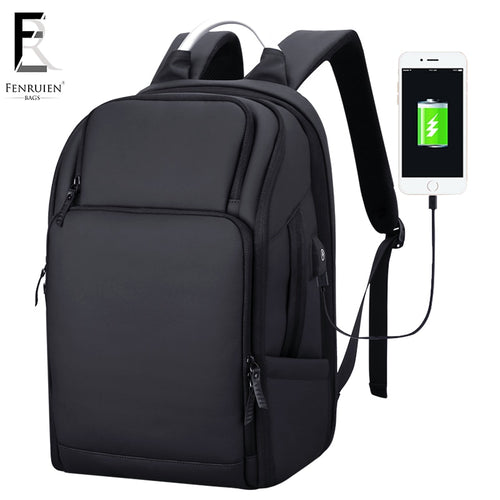 Multi function High Capacity 17 inch Laptop Backpack USB Charging Waterproof Casual Travel Backpack Anti theft