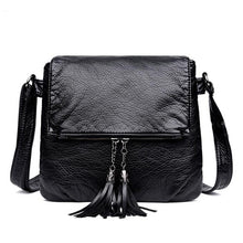 Load image into Gallery viewer, Shoulder Bag Soft Leather Handbag Women Messenger Bags Cross body Fashion