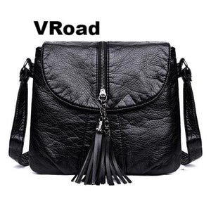 Shoulder Bag Soft Leather Handbag Women Messenger Bags Cross body Fashion
