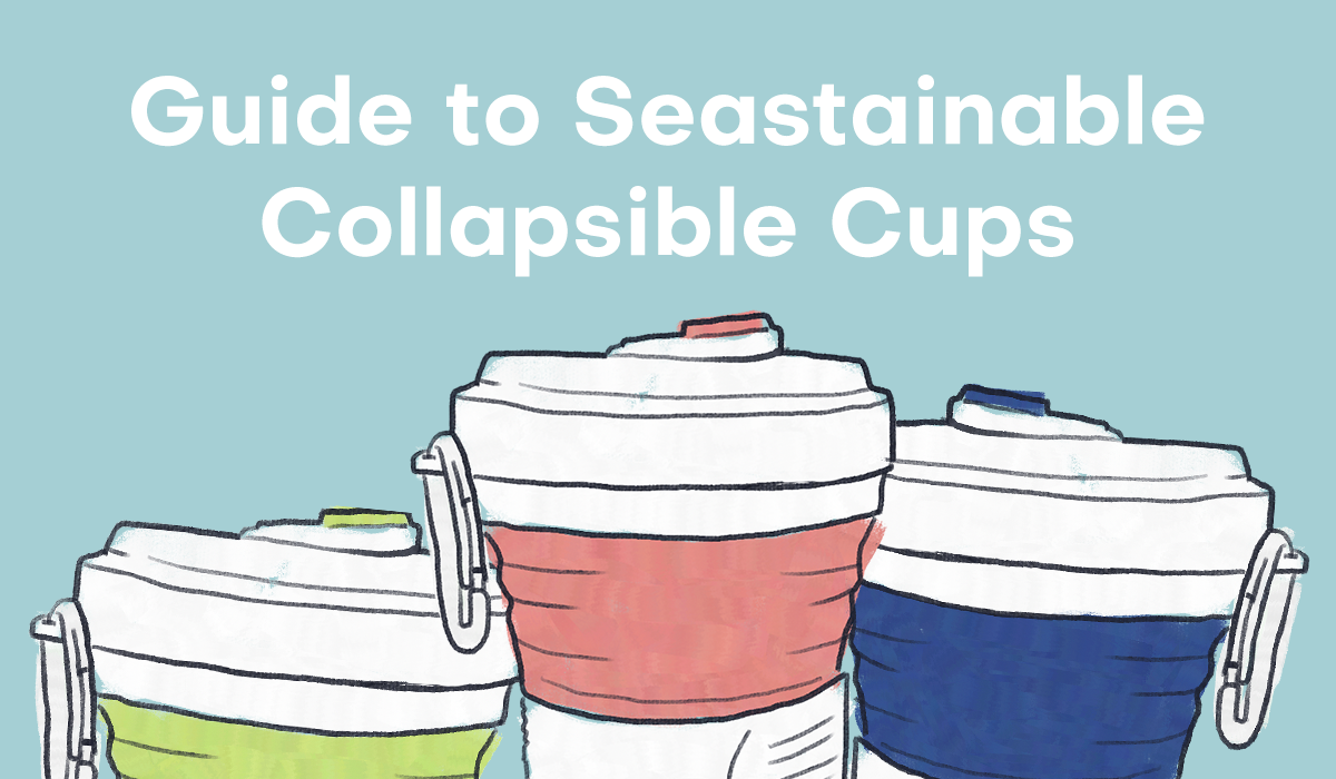 A Quick Guide for your Seastainable Collapsible Cup