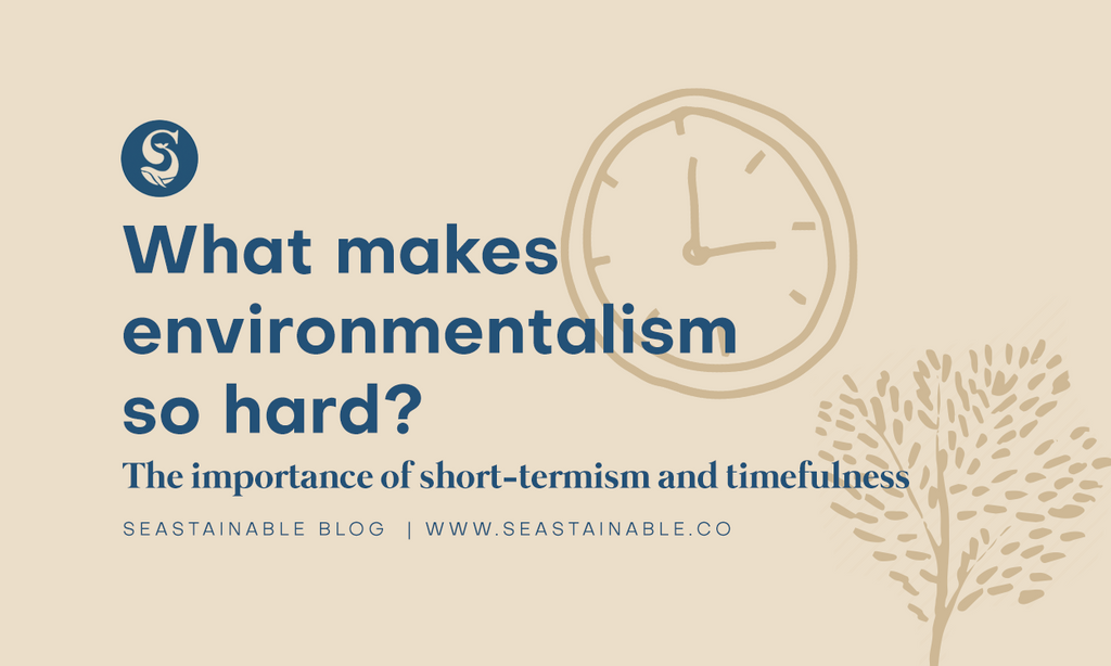 What Makes Environmentalism So Hard? Short-Termism and the Importance of Timefulness