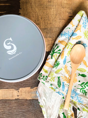 Furoshiki Wraps | Seastainable x Tinkerbox