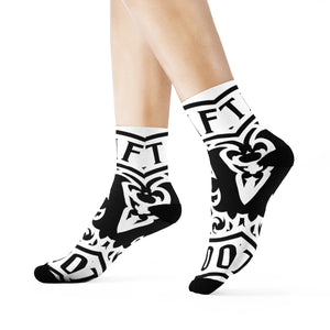 Artifex Badge V2 Crew Socks