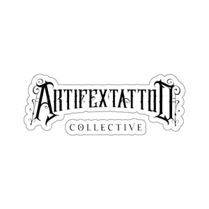 Artifex Logo Cut Out Stickers