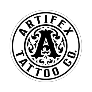 Artifex Badge Kiss-Cut Stickers
