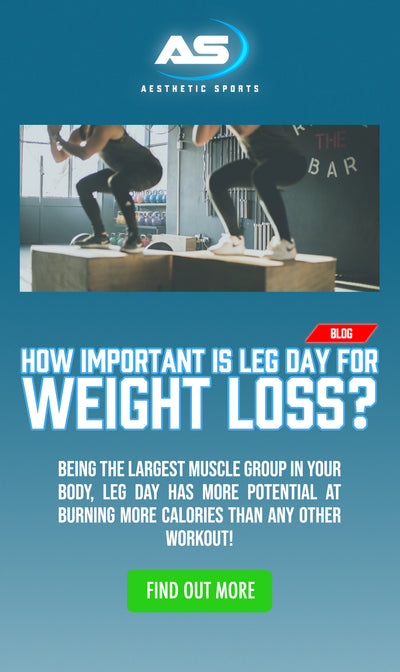 How important is leg day for weight loss 🧐