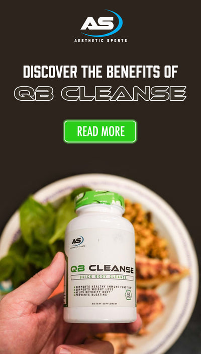The benefits of QB cleanse!