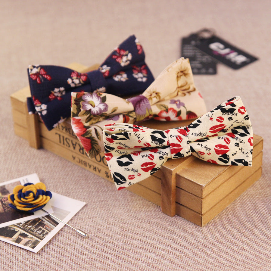 Designer Bow Ties - Epicurean Style