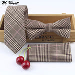 Cotton Pocket Squares - Epicurean Style