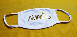IAMAKING GOLD KING FACIAL PROTECTION DEVICE - Pa·nache Couture