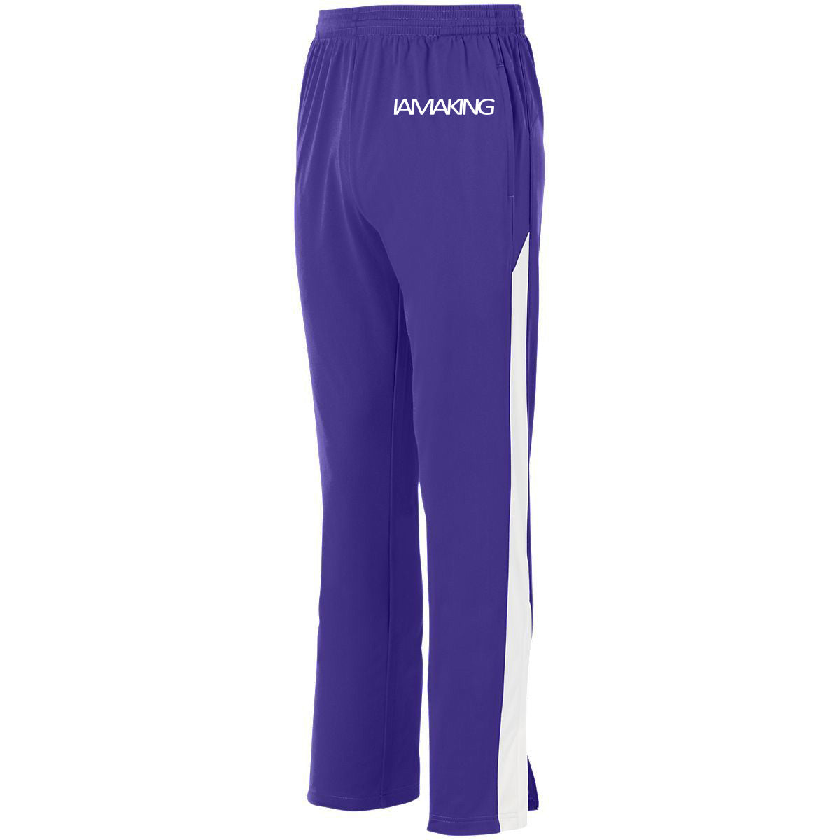 The Winners Run Track Pant purple - Pa·nache Couture