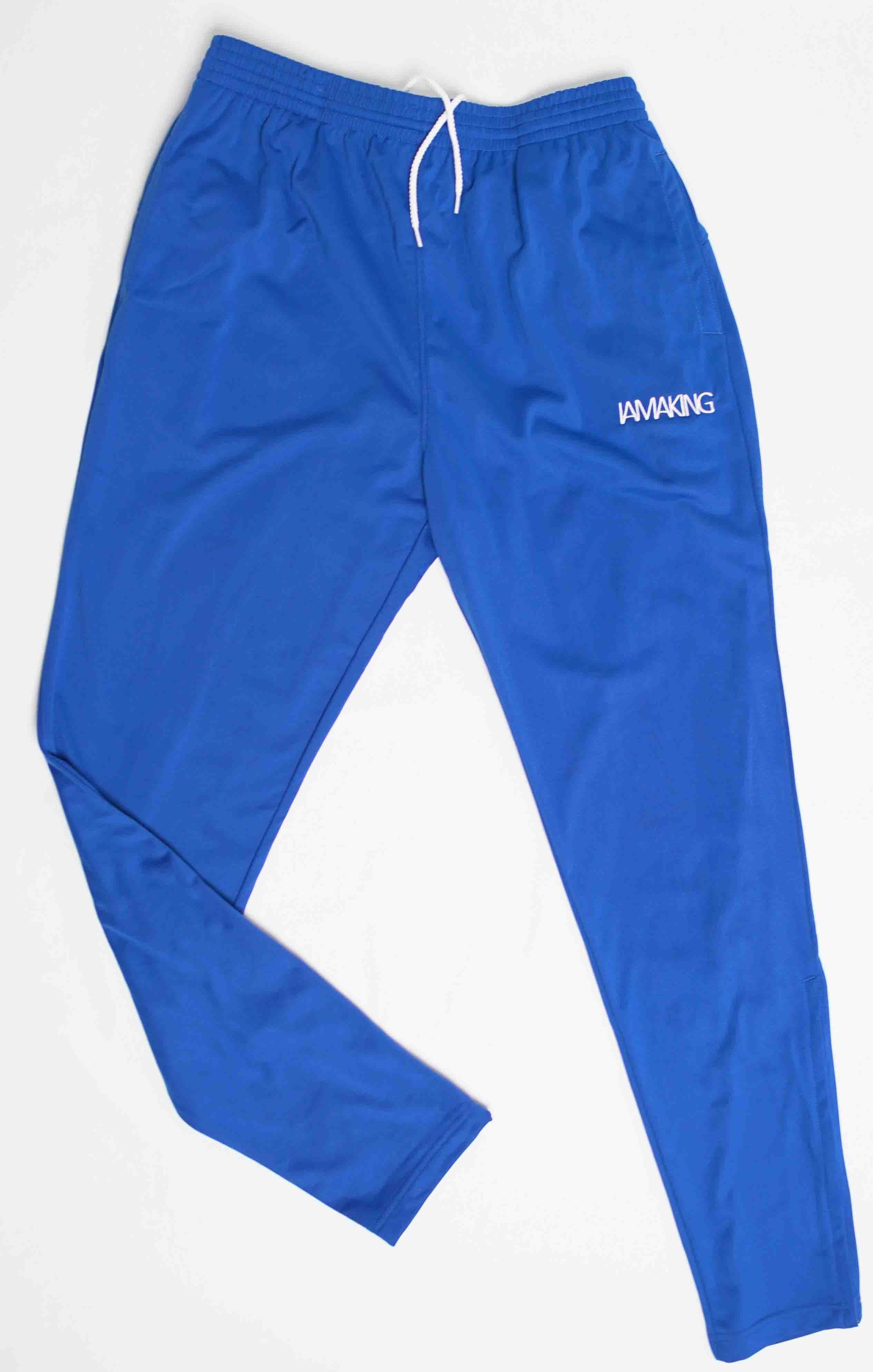 The Winners Run Track Pant Blue - Pa·nache Couture