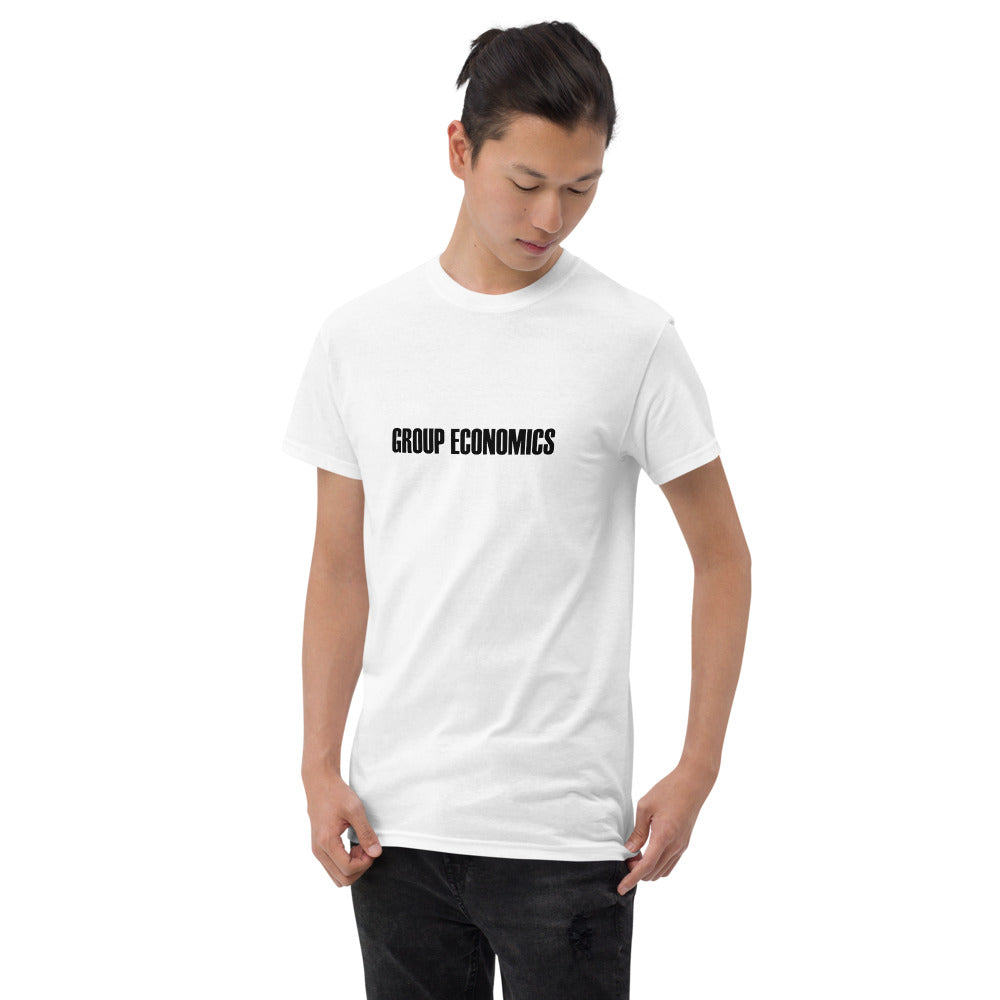 Group Economics by Hue Phrased Tees - Pa·nache Couture