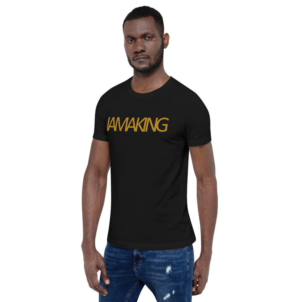 "IAMAKING ""The Inspiration"" T-Shirt - Pa·nache Couture"