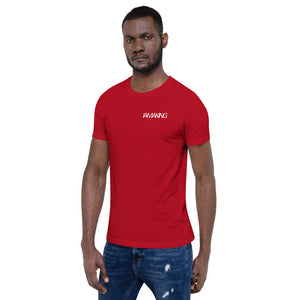 Blood Red King T-Shirt - Pa·nache Couture
