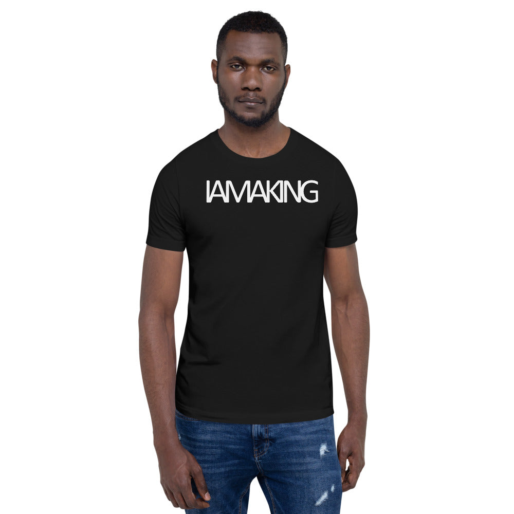 IAMAKING King Black Shirt - Pa·nache Couture