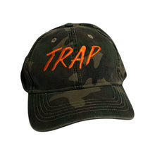 Load image into Gallery viewer, TRAP HAT - CAMO