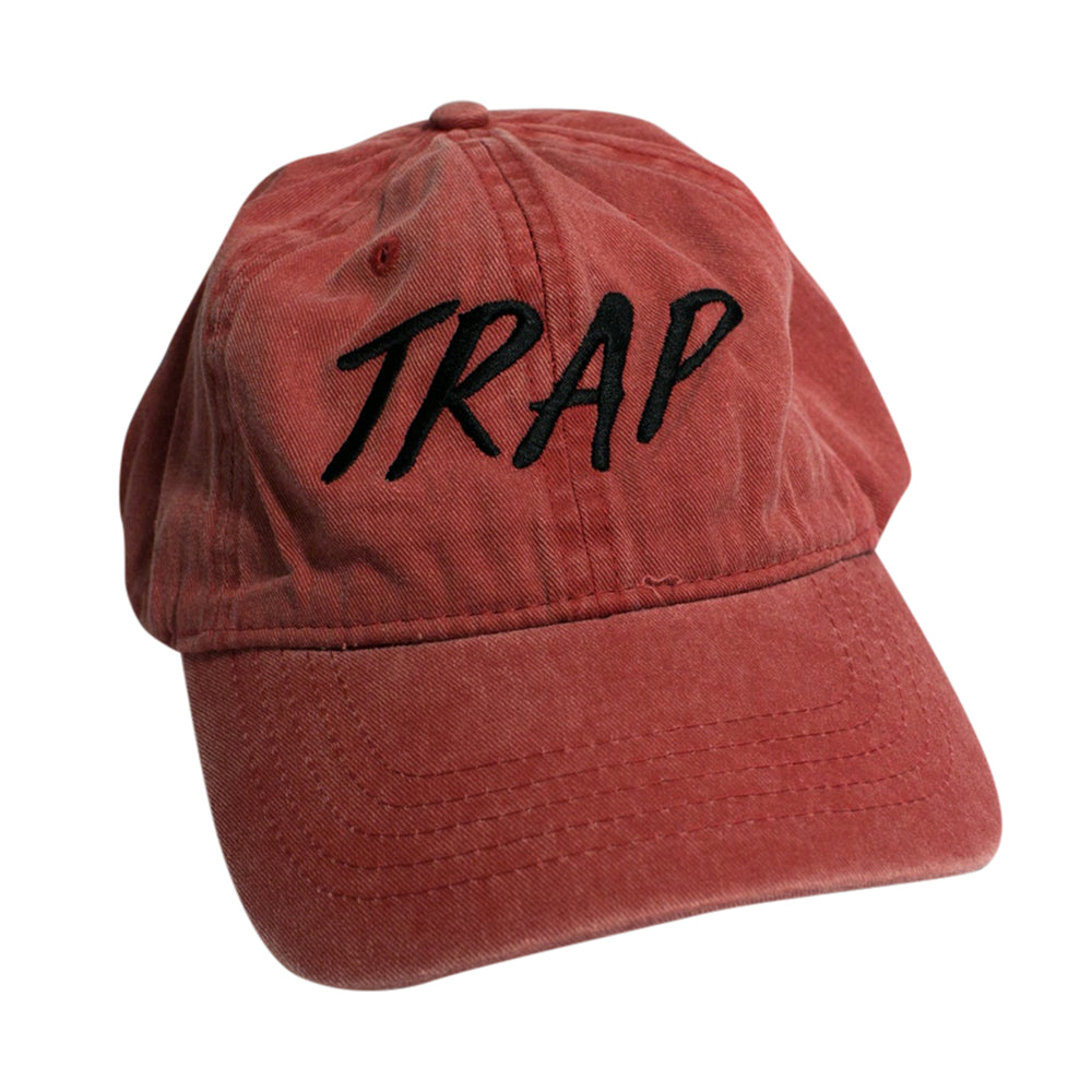 TRAP HAT - RED