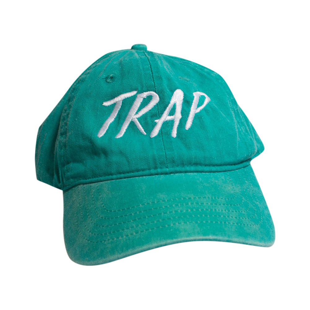 TRAP HAT - TEAL