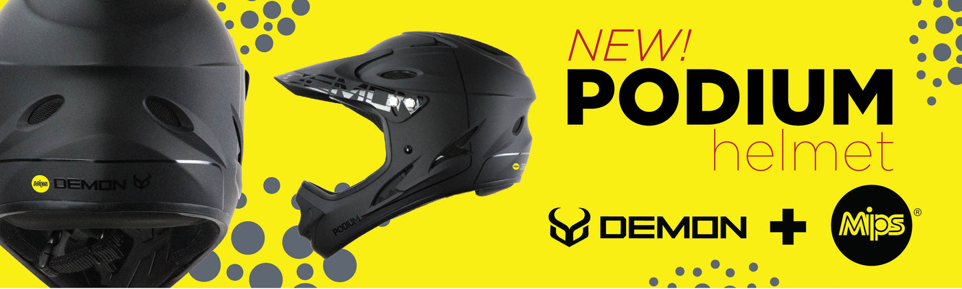demon podium mips helmet
