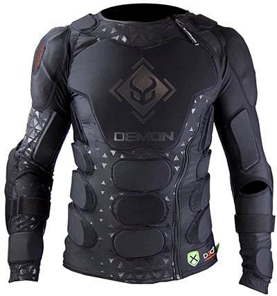 Demon Flex Force X2 D3O Men's Top