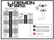Demon United Hyper-Comb Knee Pad