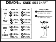 Demon Tactic Knee-Shin Guards