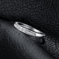 Rounded Love Rings