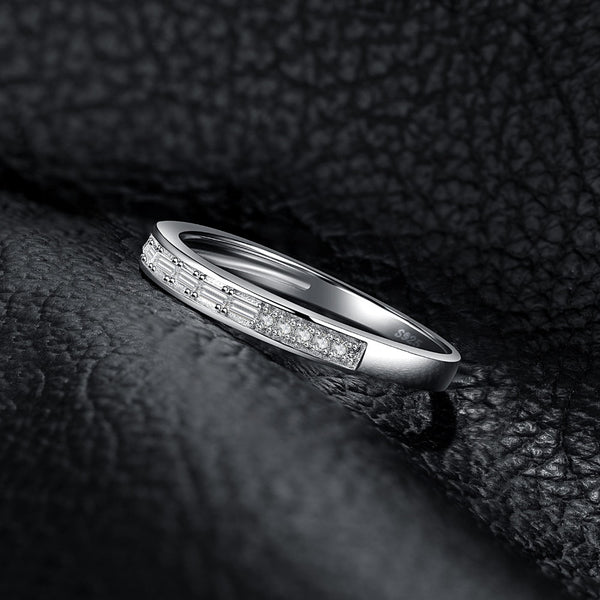 Rounded Love Rings,live-better-living,Silver Baroque,