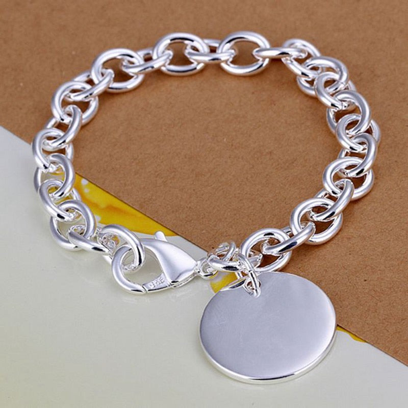 ALL THAT SPARKLE BRACELET,live-better-living,Silver Baroque,