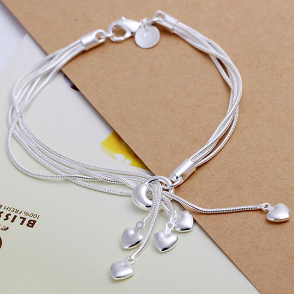 IN THE FAST LANE BRACELET,live-better-living,Silver Baroque,